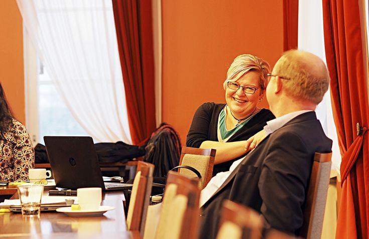 Suomen parhaita työllisyyspalveluita rakentamassa.
