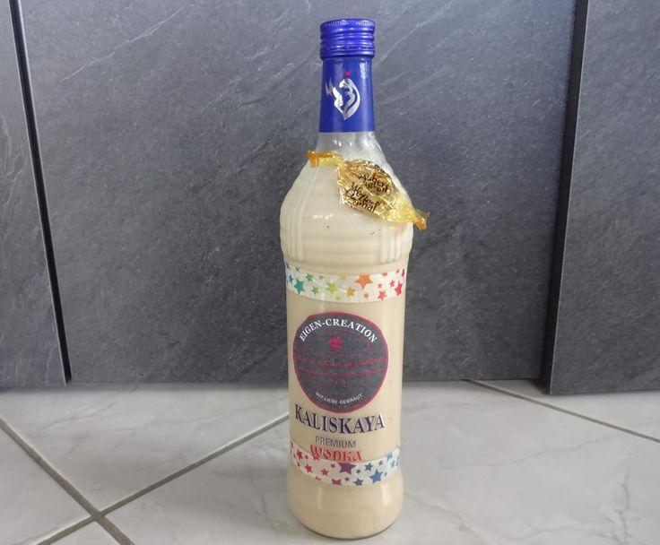 Rezept Werthers Echter- Likör...     20 Werthers Echte, Caramelts     70 g Zucker     200 g Milch 1,5%     200 g Kondensmilch 7,5%     1 Ei     250 g vodka, oder etwas mehr :)