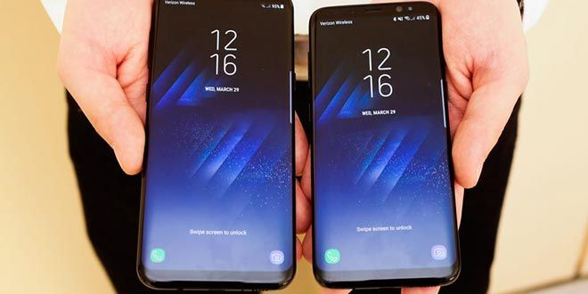 Samsung ha pensato a tutto, il tasto Home virtuale di Galaxy S8 si sposta per evitare il burn-in  #follower #daynews - https://www.keyforweb.it/samsung-pensato-tasto-home-virtuale-galaxy-s8-si-sposta-evitare-burn/