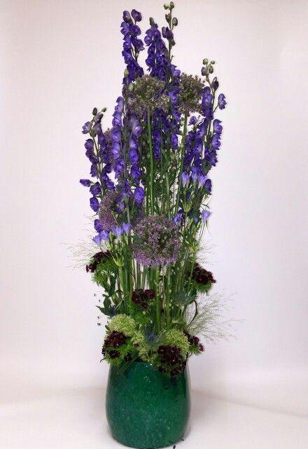 Centro floral | Floristería Bourguignon
