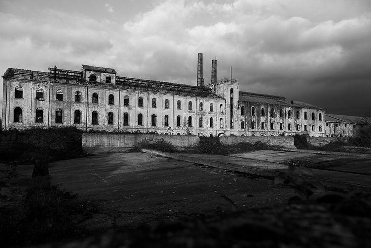 Foto di Fabio Gubellini Zuccherificio di San Biagio  d'Argenta