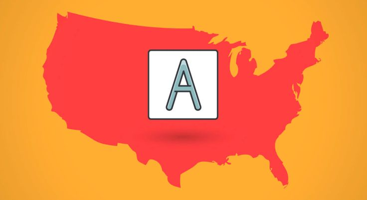 We analyzed the font usage patterns of Americans to answer a very important question - who likes Comic Sans?