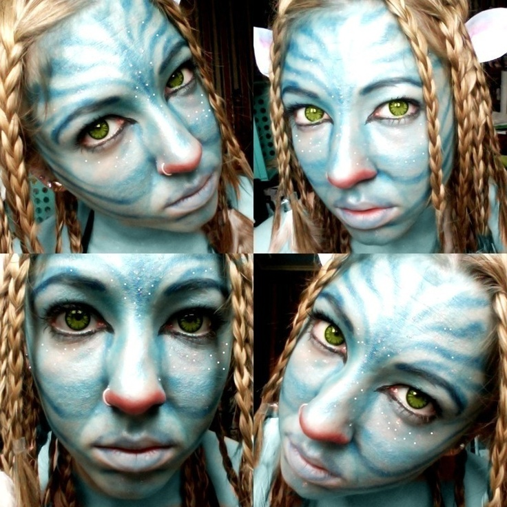 Avatar 2 Cast: 21 Best Avatar Makeup Images On Pinterest