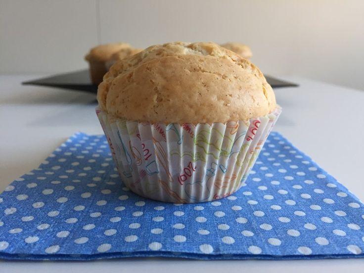 #muffin al #cocco e #yogurt
