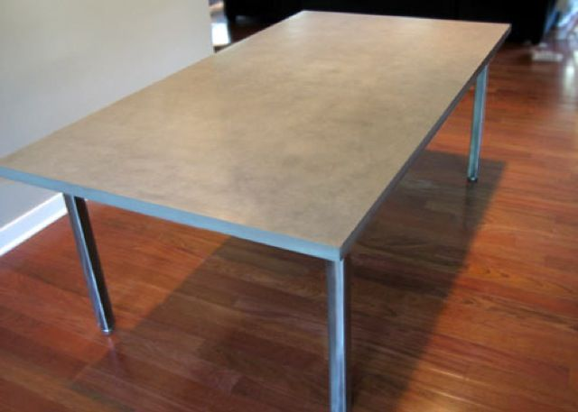 Finding table can be custom designed
