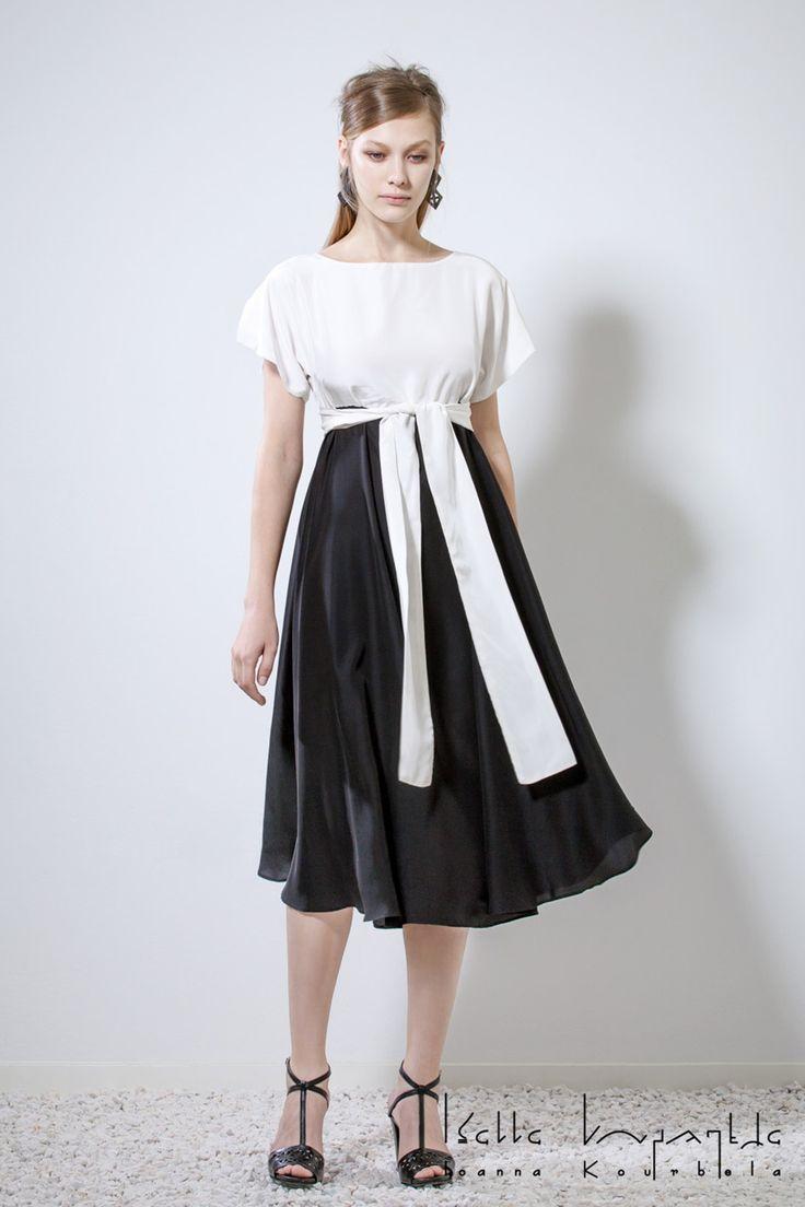 IOANNA KOURBELA Spring 2016 16203 Fabric Composition 53% Viscose, 40% MMD, 7% Silk