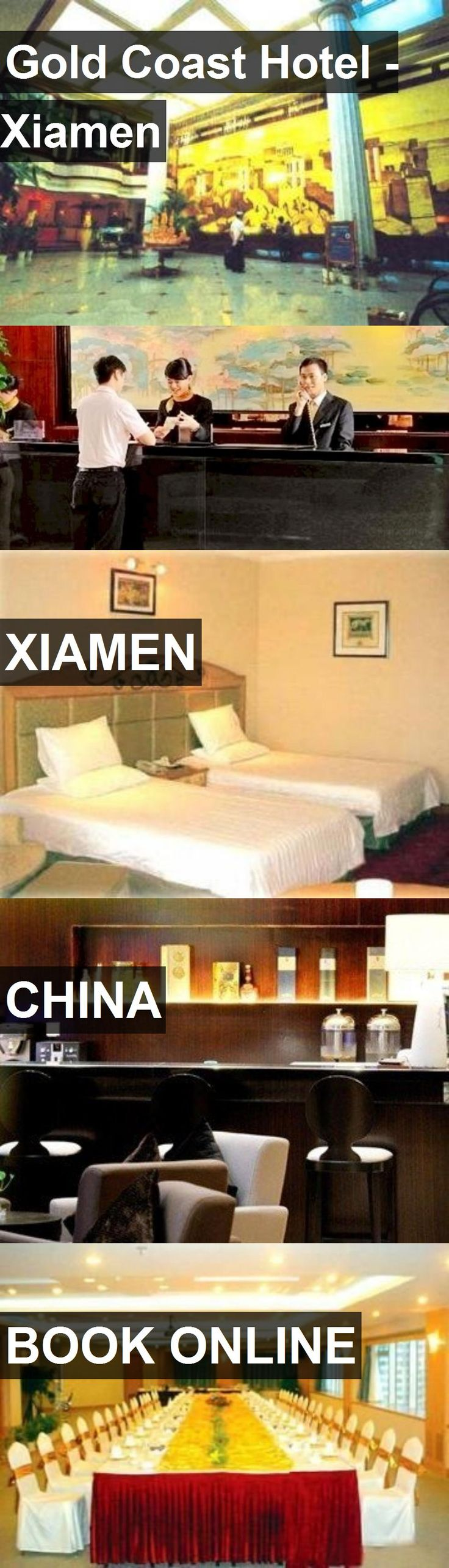 Hotel Gold Coast Hotel - Xiamen in Xiamen, China. For more information, photos, reviews and best prices please follow the link. #China #Xiamen #GoldCoastHotel-Xiamen #hotel #travel #vacation