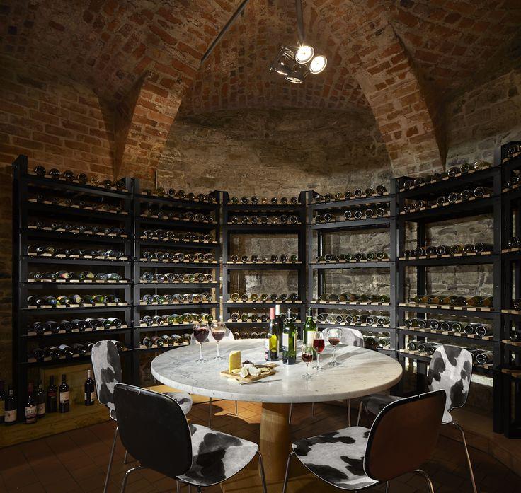 The Wine Goose Cellar Bar