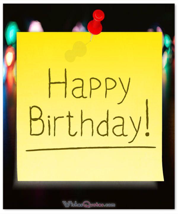 233 Best # Birthday Wishes Guru # Images On Pinterest