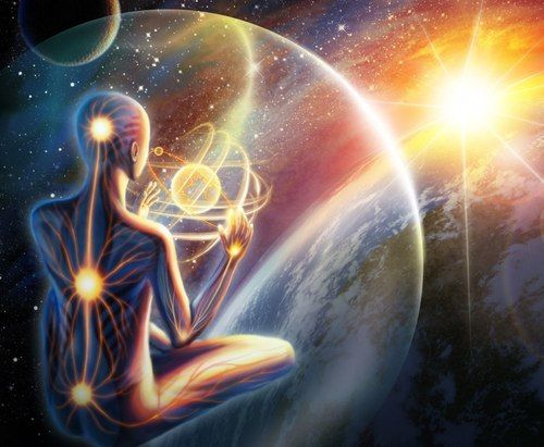 Follow to the next dimension ॐ:
