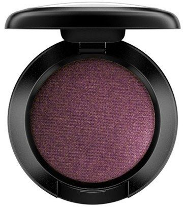 MAC BEAUTY MARKED. -- Beautiful purple colored eyeshadow from MAC. Use it for a splash of color or a smokey eye look, works well with all skin tones. -- MAC BEAUTY MARKED: Black-red w/sparkle pearl [Velvet]