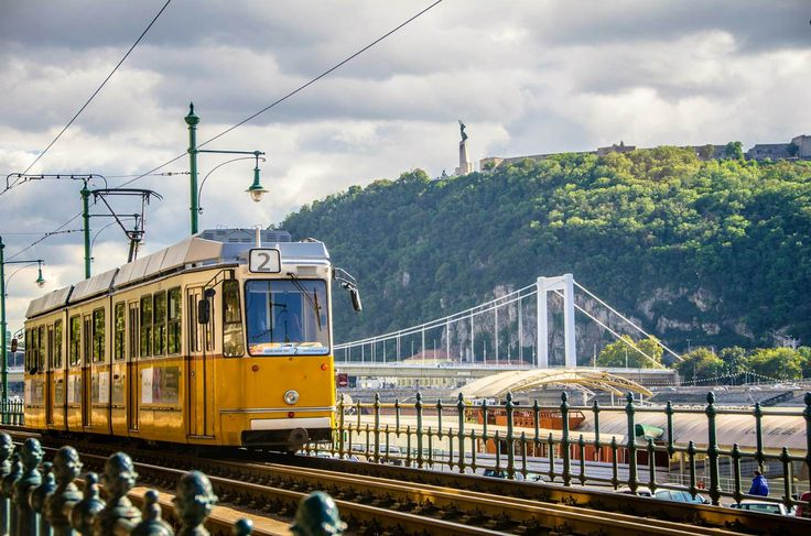 Take a tour along the Danube in Budapest's Tram number two© titoslack / Getty…