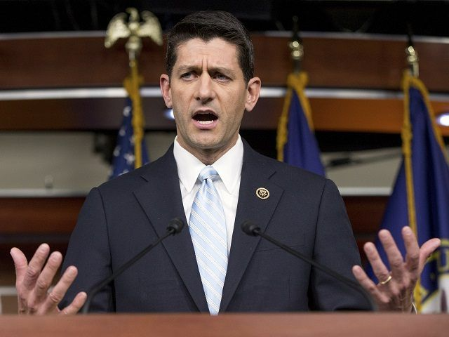 House Freedom Caucus Makes Excuses For Ryan's $1.8 Trillion Tax-And-Spend Plan