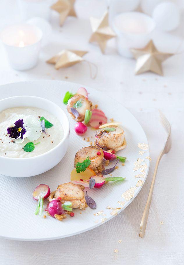 Menu de fêtes - Photographie & stylisme culinaire