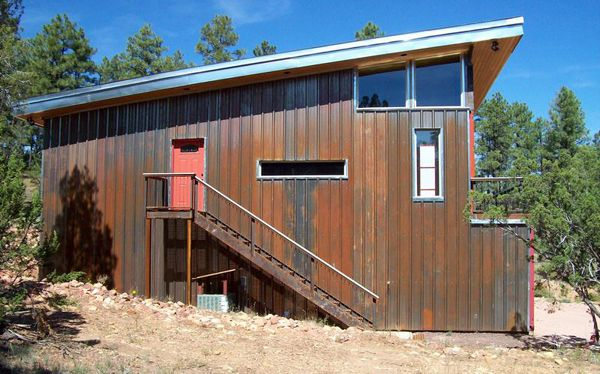 1237 best sea containers tiny houses images on pinterest for Design your own container home