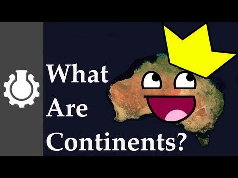 continents.  LOL  so funny and educational!