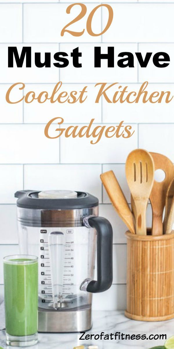 The Coolest Kitchen Gadgets 20 Must Have For Foodie Moms