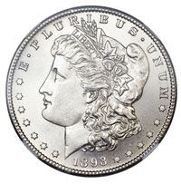 Morgan Silver Dollars For Sale - American Coins Auction