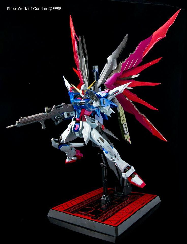 Metal Build Destiny Gundam Reissue