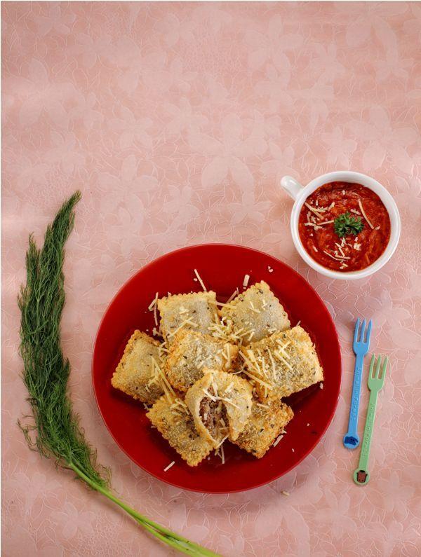 Ravioli Goreng :: Fried Ravioli