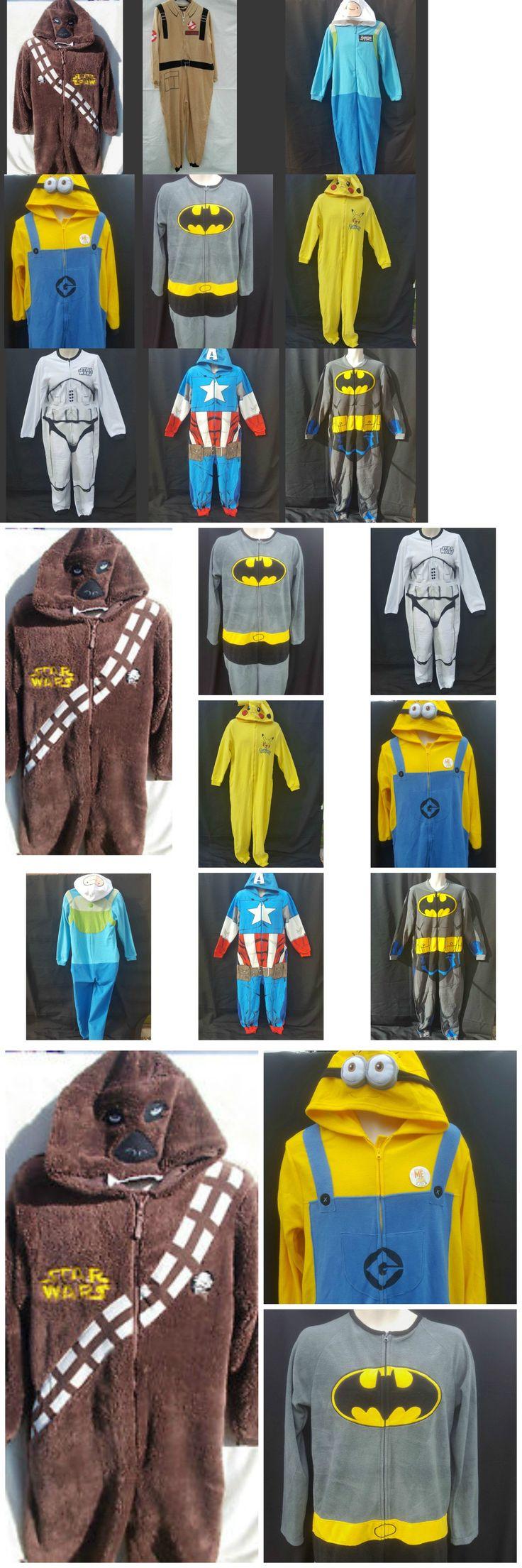 Sleepwear and Robes 11510: Bnwt Primark Mens Pyjamas - Onesie -Ghostbuster- Chewbacca - Batman Stormtrooper -> BUY IT NOW ONLY: $34.99 on eBay!