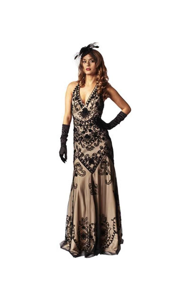 Get Glam With These Vintage-Inspired Prom Dresses: Shopping for a vintage prom dress