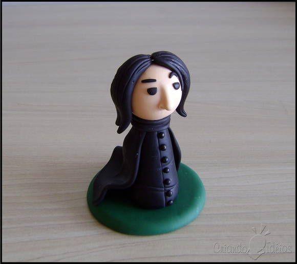 Severus Snape chibi - Harry Potter