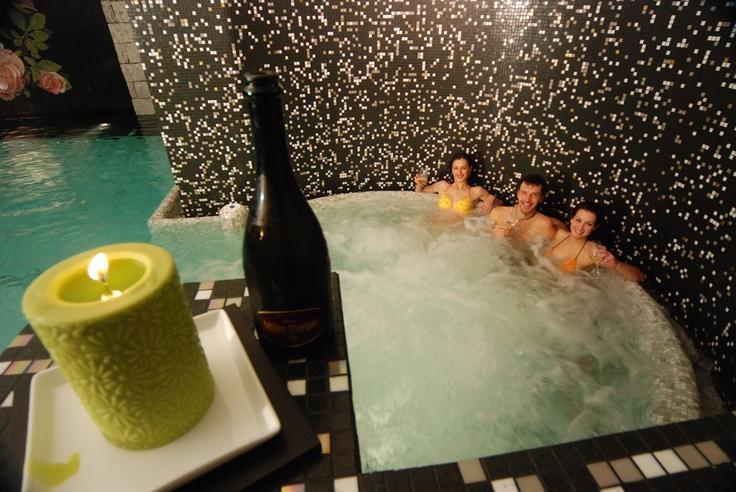 Whirpool fun & relaxing