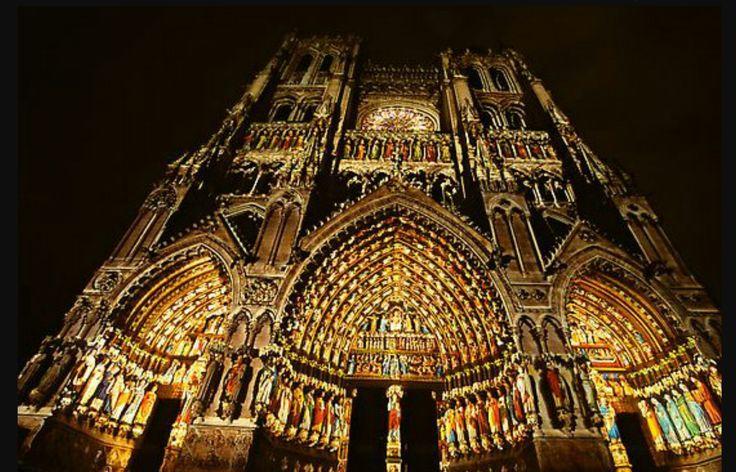 Catedral Dame de Amiens Francia