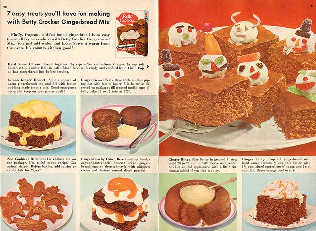 Betty Crocker Sour Cream Cake Mix