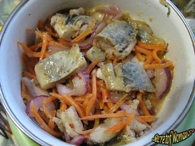 Рецепты корейских салатов