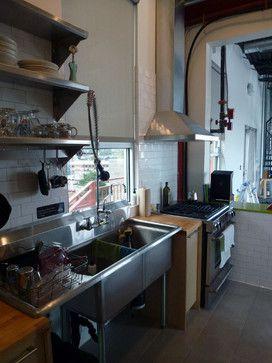 ... kitchen industrial sink kitchen design industrial industrial metal