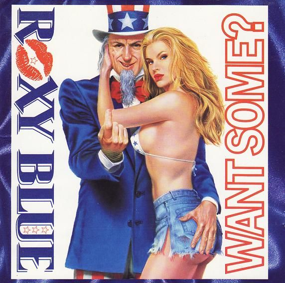 Roxy Blue Want Some Music Great Album Covers Album