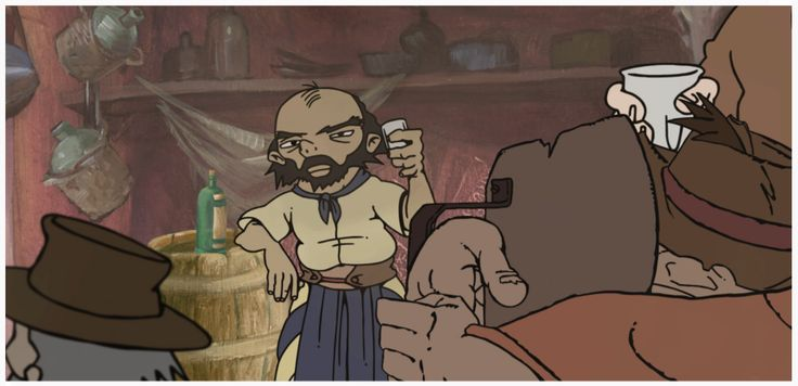 """Fotograma de la película """"Martín Fierro"""". Cameo, según explica Wikipedia, es la aparición breve de una persona conocida en una película o video, normalmente representándose a sí misma o a un personaje sin nombre que puede no tener importancia para la trama. https://ar.pinterest.com/pin/274860383491793259/ http://www.amazoniafilms.gob.ve/distribucion/martin-fierro/ https://www.pagina12.com.ar/diario/suplementos/espectaculos/5-8239-2007-11-09.html"""