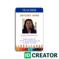 17 Best images about School ID Cards on Pinterest   Home, Student ...