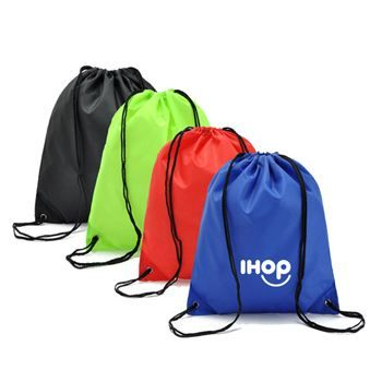 Colorful Sports Drawstring Bag
