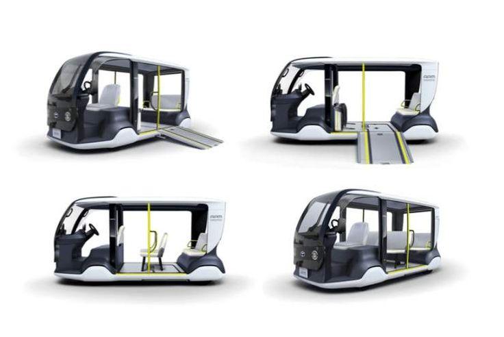 Tokyo 2020 Olympics: Toyota's futuristic vehicle for 'milla last mile' transportation
