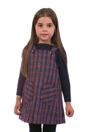 pinafore dresses description