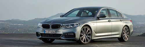 Gallerij: Bericht BMW 5-serie
