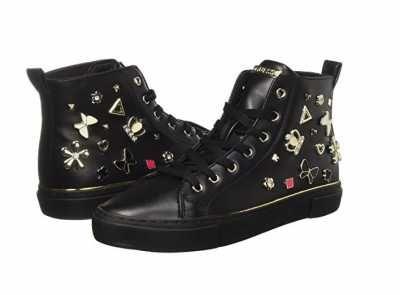 Guess garbille zapatillas altas para mujer Ofertas especiales y promociones  Caracteristicas Del Producto: Material exterior: Cuero sintético Revestim