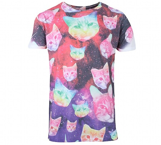 Cat Galaxy T-Shirt