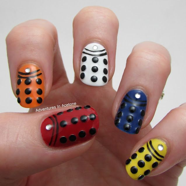The Digit-al Dozen DOES Skittles Day 3: Daleks!