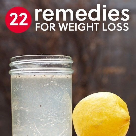 How to Lose Weight Naturally (22 Home Remedies)