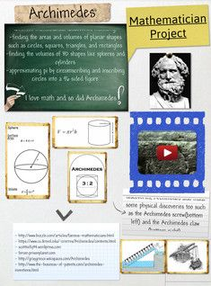19 best images about The Legend of Archimedes on Pinterest