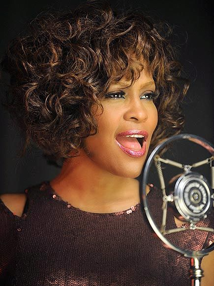 WHITNEY HOUSTON photo | Whitney Houston She had the voice of an Angel.