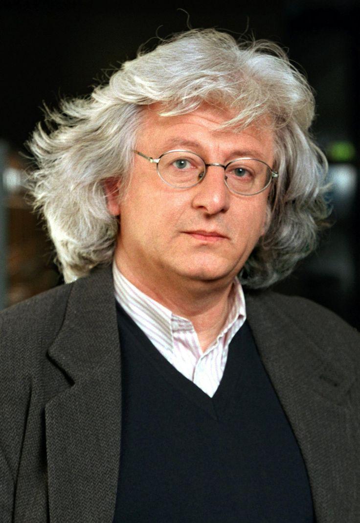 Péter Esterházy 14.4.1950 - 14.7.2016, hungarian author