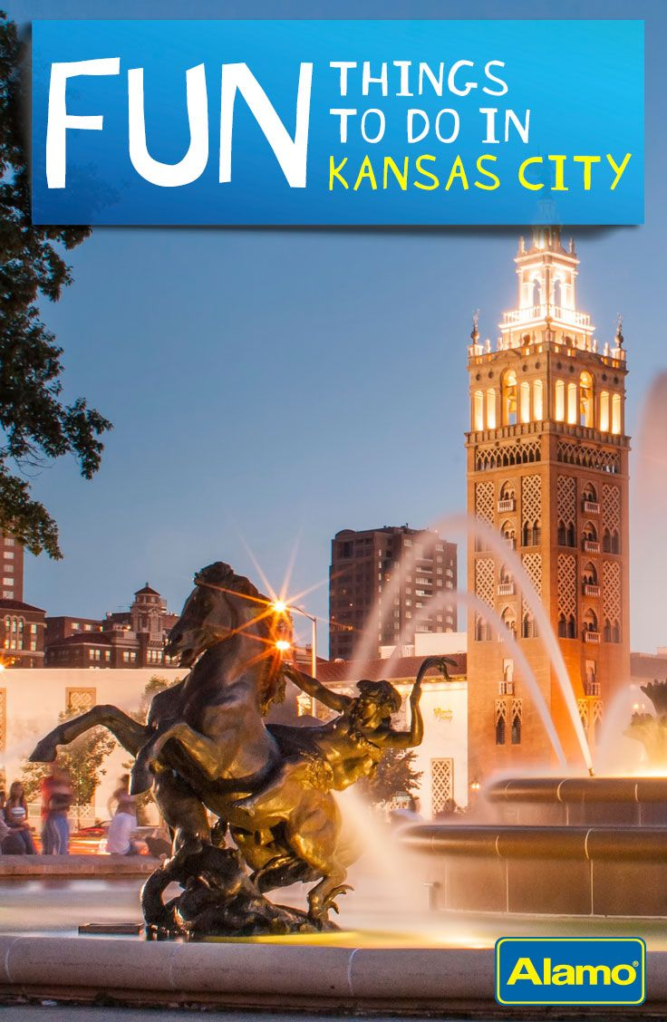 Something To Celebrate: Things To Do In Kansas City With Family