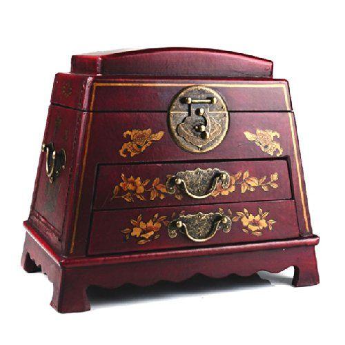 17 meilleures id es propos de bo tes bijoux antiques for Decoration boite a bijoux