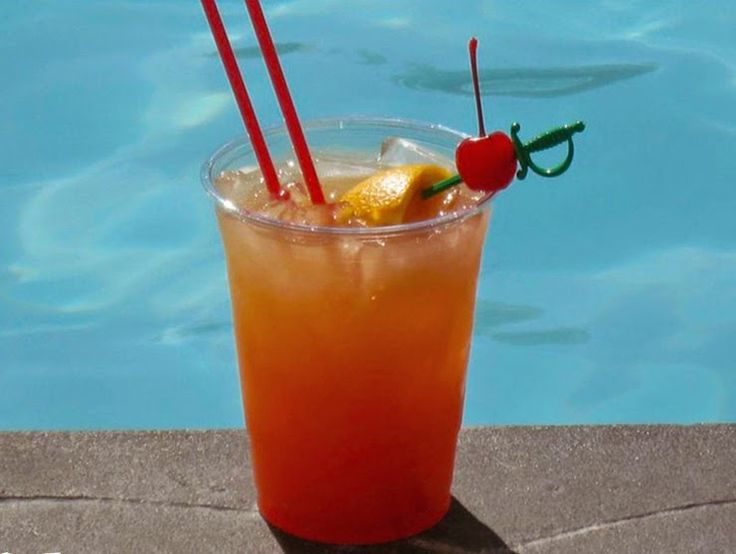Party in Key West: Making Key West's Favorite Drink, the Rum Runner