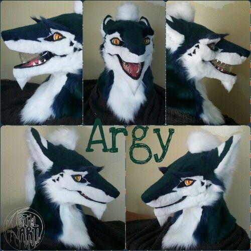 Argy the sergal | Fursuiters | Furry art, Furry suit, Fursuit